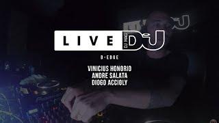 DJ Mag Live presents D-Edge