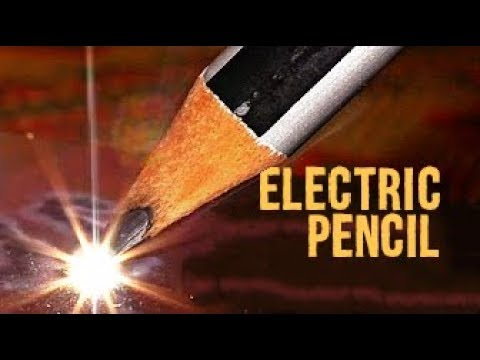 An Electric Pencil for Metal Etching DIY / Metal Etching Tool