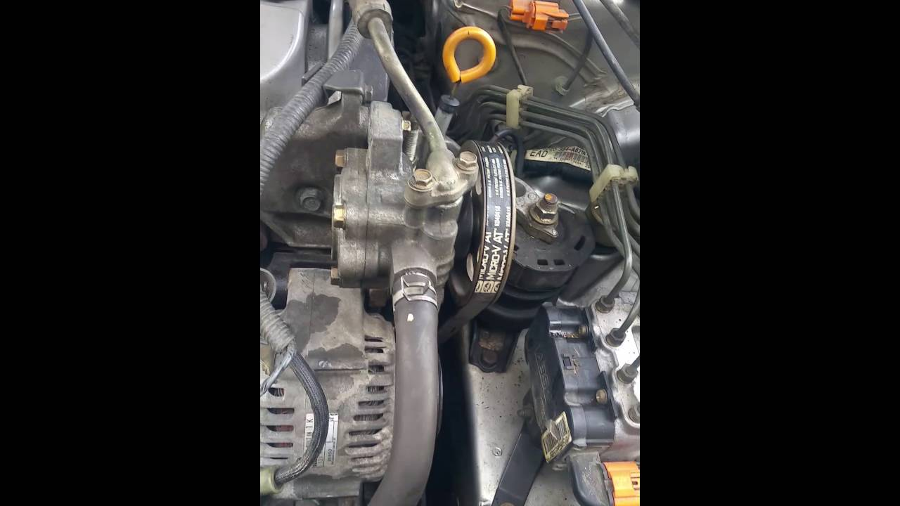 Honda Accord Power Steering Pump O Ring