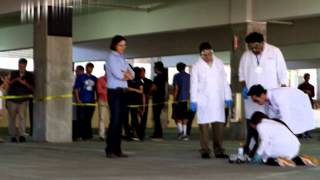 San Jose State University Chem-E-Car in the Spotlight - 2014 Annual Student Conference