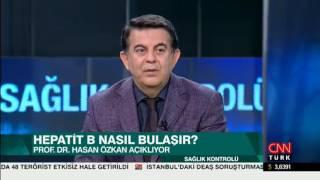 cnntürk sağlık merkezi Prof Hasan Özkan Kronik Hepatit B de yenilikler