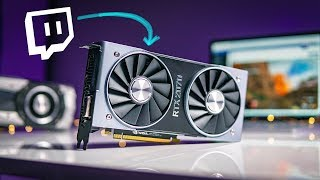 Streaming on RTX GPUs - is it Actually Better?