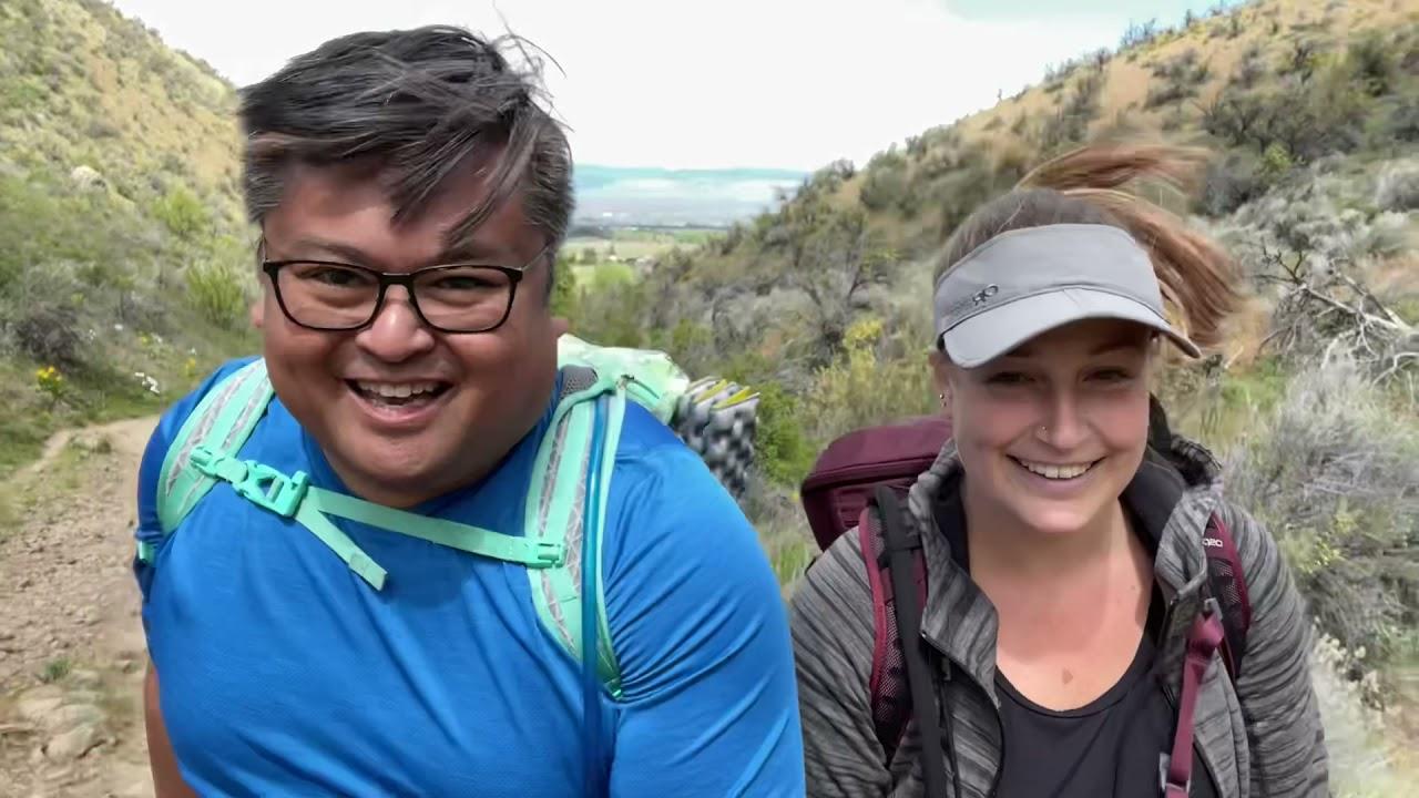 HIKE 03: Manastash Ridge Trail (Central WA)