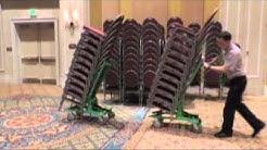 Xpresslink Stack Chair Trucks