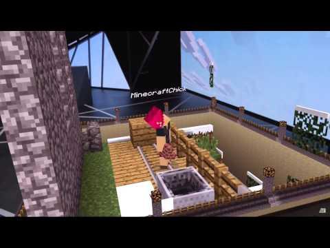 Minecraft con HoloLens de Microsoft - Demo E3 2015