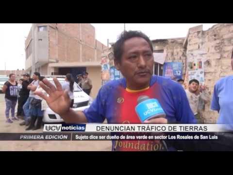 Víctor Larco: Denuncian tráfico de tierras en Los Rosales de San Luis