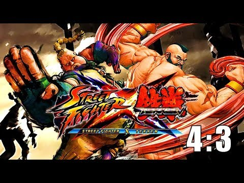 SFxT: Zangief and Rufus (The Space Cyclones)