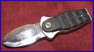 КАК СДЕЛАТЬ НОЖ БАБОЧКУ / HOW TO MAKE A KNIFE BUTTERFLY