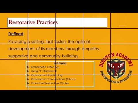 Disston Academy Orientation Video