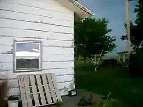 Hordville Nebraska Storm a comin'