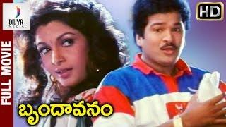 Brindavanam Telugu Full Movie HD | Rajendra Prasad | Ramya Krishna | Divya Media