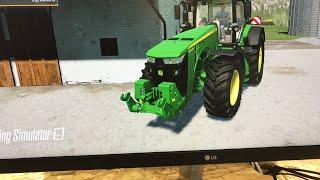 Farming Simulator 19! Pierwsze granie  :) - Na żywo