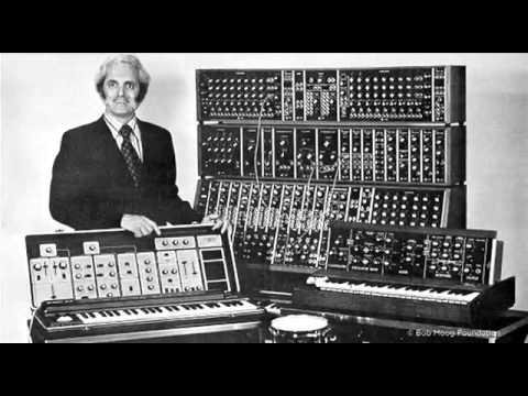 Moog Music History Minimoog Youtube