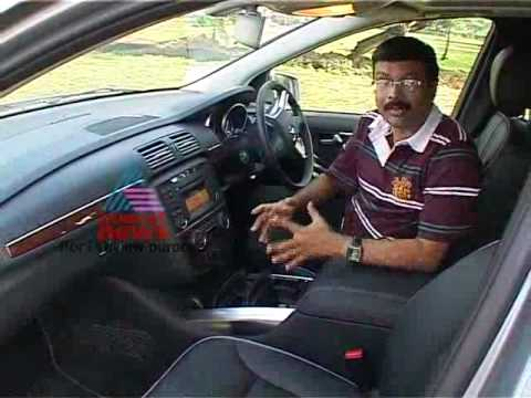 Mercedes-Benz R-Class: Smart Drive 26,June 2011 Part 1