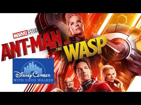 Ant-Man And The Wasp - DisneyCember