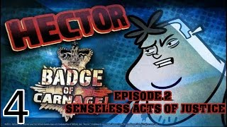 Hector: Badge of Carnage - Episode 2: Senseless Acts of Justice - [04/08]