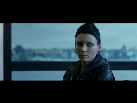 The Girl with the Dragon Tattoo - Official Trailer with Subtitles