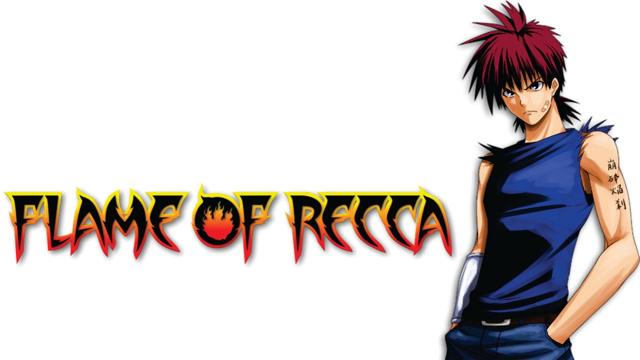 flame of recca full episodes