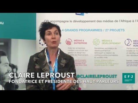 Interview Claire Leproust Les Haut-Parleurs #4MParis