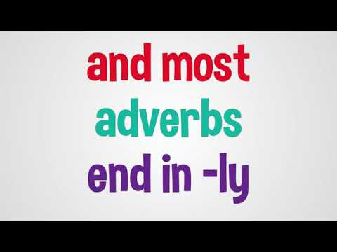 Adverbs hip hop song  Mark D Pencil
