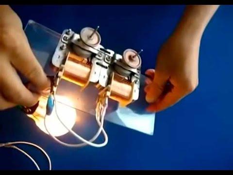 Самодельный прибор для экономии электроэнергии.