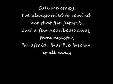 Pierce The Veil-Kissing In Cars Lyrics