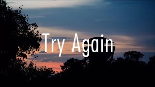 Sophia Gripari - Try Again // lyrics