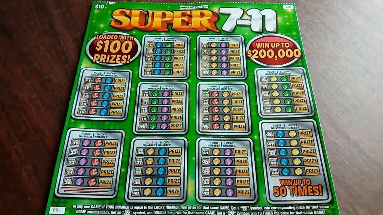 Super Seven Lottery