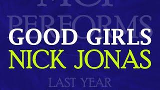 Good Girls - Nick Jonas [cover by Molotov Cocktail Piano]