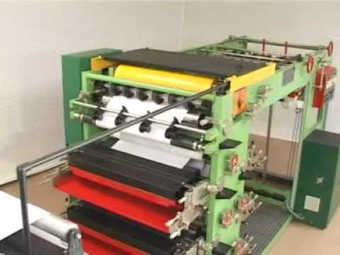 Ruling Machine for Exercise Notebook