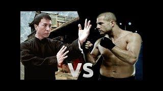 Сблъсък на стиловете: Винг чун срещу ММА (ВИДЕО)