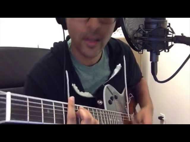 Afghan Jalebi Acoustic(Guitar) Cover - YouTube