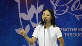 Spoken Word Poetry - Charlotte Anne Montoya