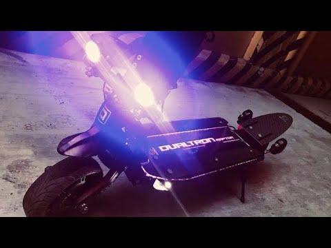 Dualtron Raptor - Accessorizing My Electric Kick Scooter