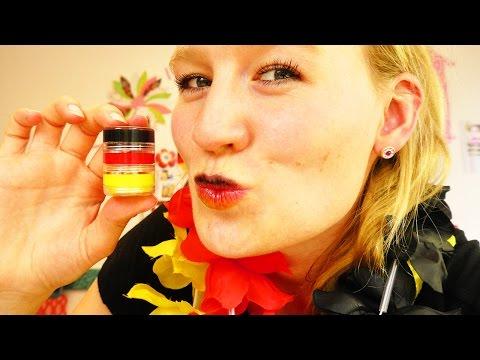 EM FAN Schminke selber machen |  DIY für die Fußball Europameisterschaft in Schwarz, Rot & Gold