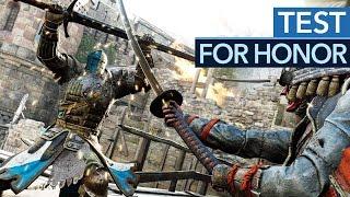 For Honor im Test - Hochglanz-Duelle mit vager Zukunft