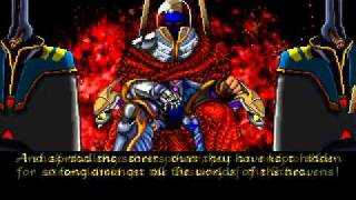 Wizardry VII Alternative Intro with T'rang after Wizardry VI Import