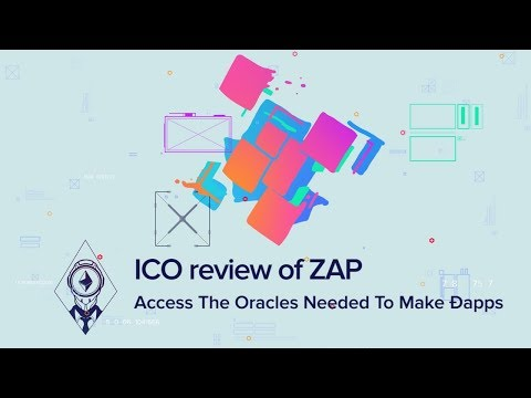ICO Review Of ZAP ($ZAP) ChainLink And Oraclize Competitor