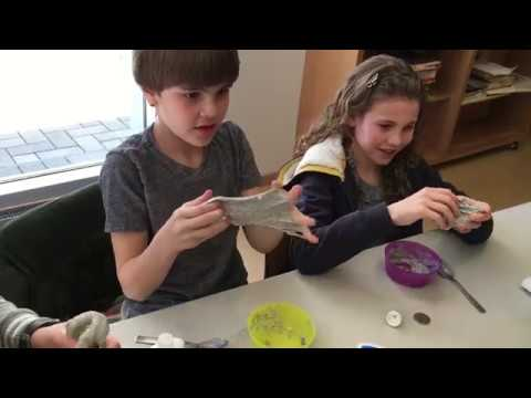 It's Slime Time at the Library in Sag Harbor