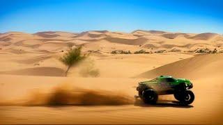 Glamis Dune Domination | @Traxxas X-Maxx