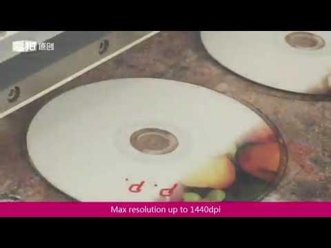 Small UV Printer For CD, DVD Direct Printing