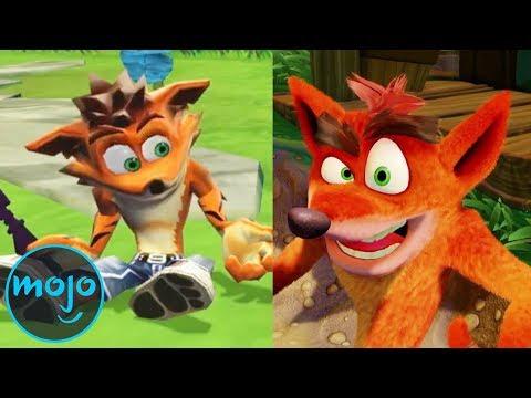 Top 10 Best & Worst Crash Bandicoot Video Games