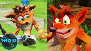 Top 10 Best & Worst Crash Bandicoot Video Games