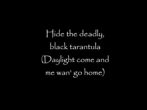 Harry Belafonte- Day-O Lyrics Video