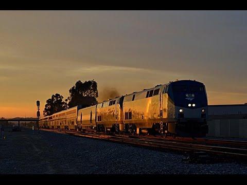 Amtrak Sunset Limited Daylight Service! Vol 1