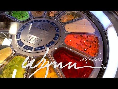 Wynn Buffet Las Vegas - All You Can Ice Cream!