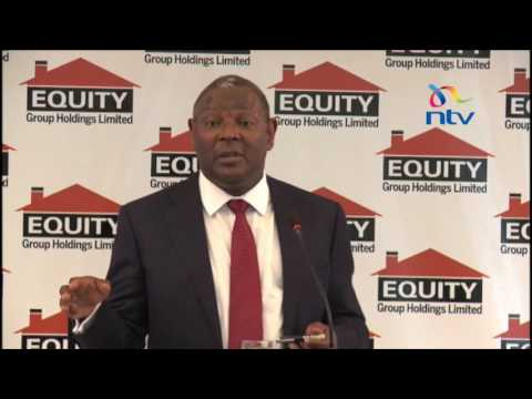 Equity Bank posts 4.4 percent decline in after-tax profit