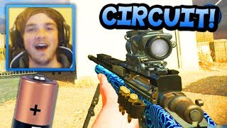 'SNIPING ORIGINS!' - Call of Duty: Ghost 'CIRCUIT' Camo! - LIVE w/ Ali-A!