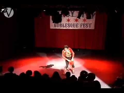 """Toro"" by Mister Junior - Windy City Burlesque Fest 2011"