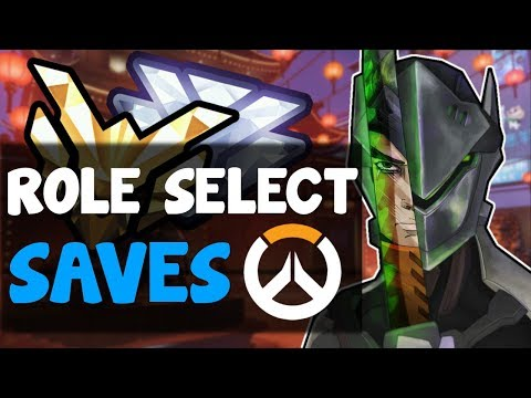 How ROLE SELECT Will SAVE Overwatch ( Social Features Update / Looking For Group / Role Queue Guild) thumbnail